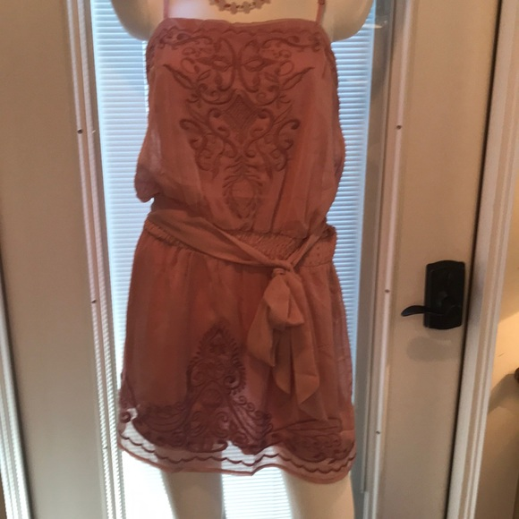 Karis Dresses Pink Mini Dress Poshmark